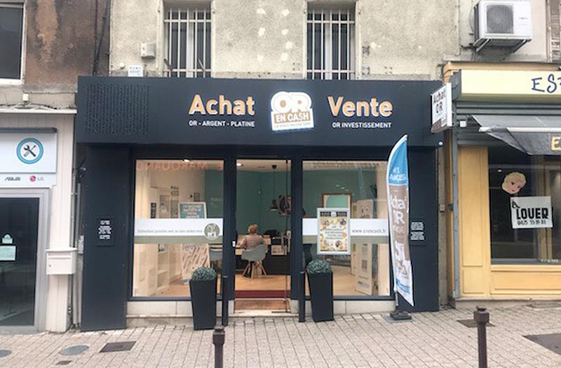 Achat OR Vente Aubenas