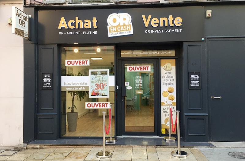 Achat OR Vente Villefranche
