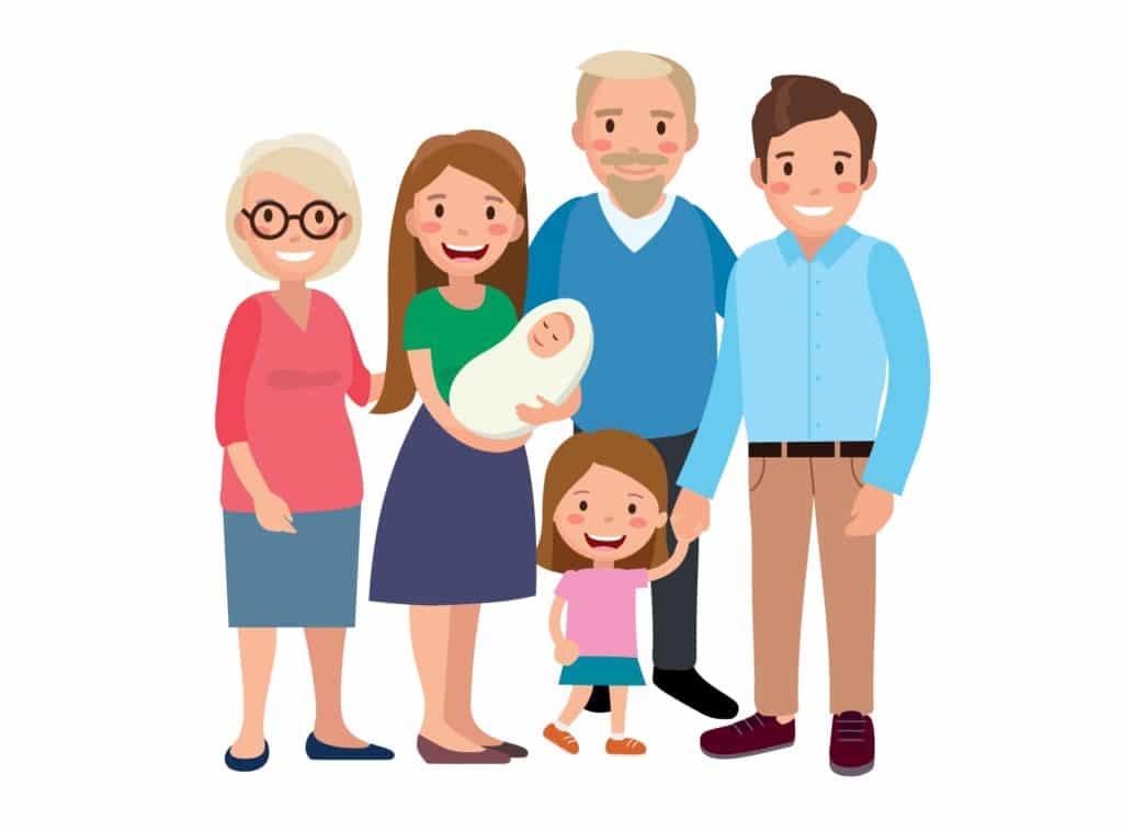 héritage famille