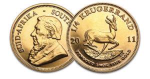 pièce de monnaie Krugerrand par Or en Cash