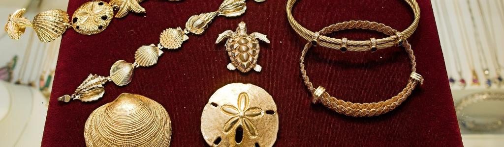 Recyclage des bijoux en or