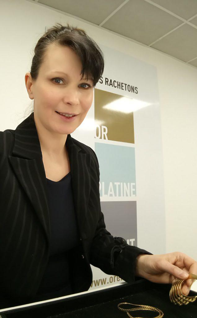 Rencontre avec Valérie Magnin Or en Cash Aix-les-bains