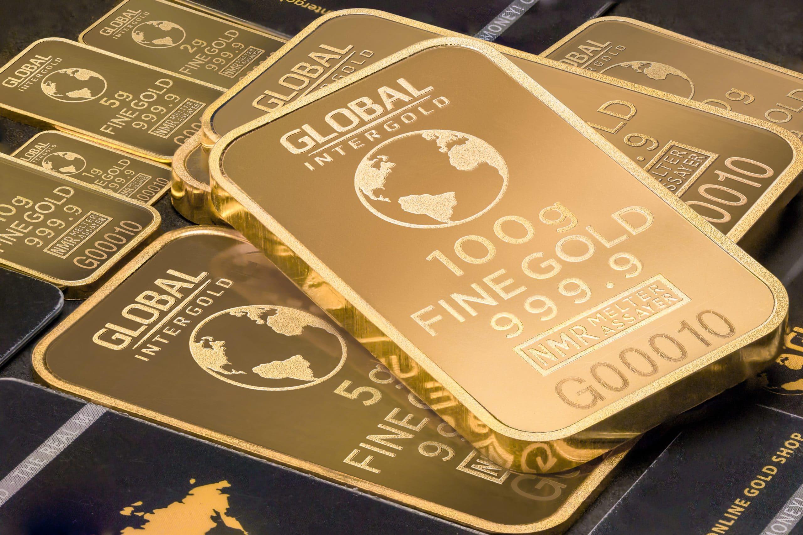 La ruée vers l'or par Or en Cash