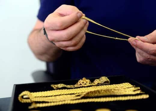 hausse du cours de l'or par or en cash