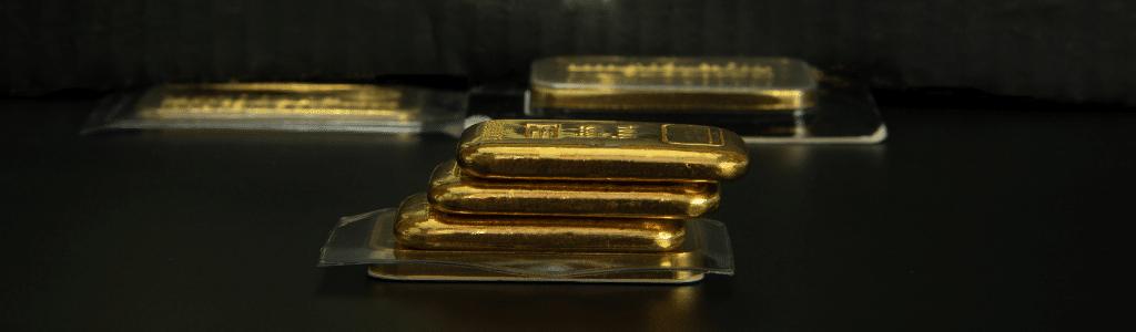 Baisse du cours de l'or, comment réagir ?