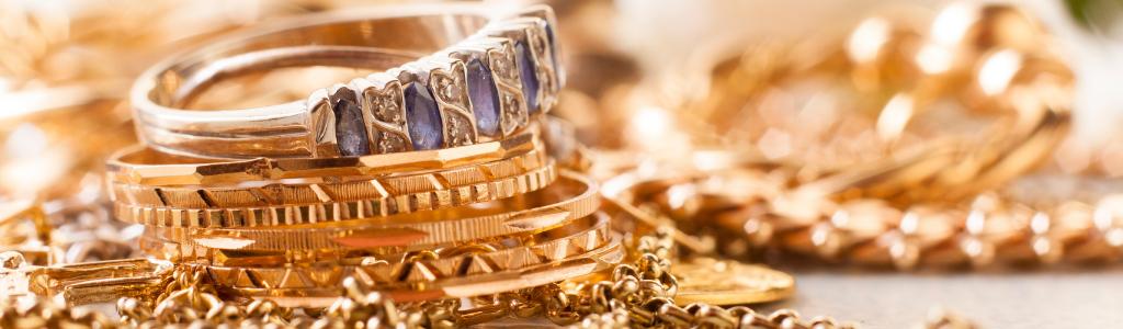 Bijoux en or : bien estimer la valeur de ses bijoux