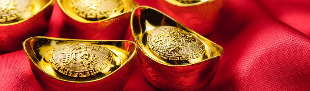 Or en Cash vous fait découvrir les lingots traditionnels chinois