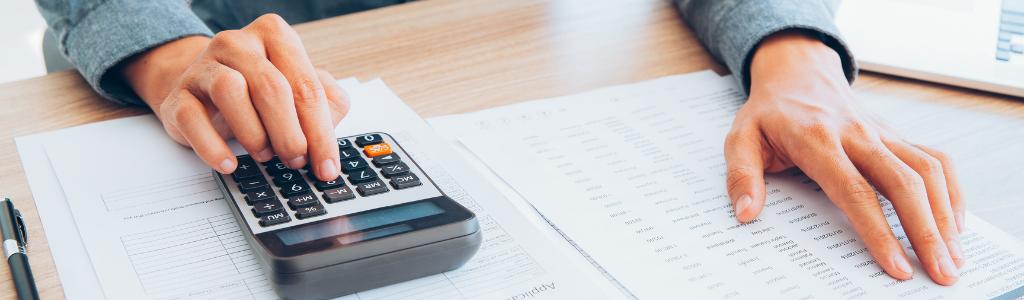 Calcul de taxes