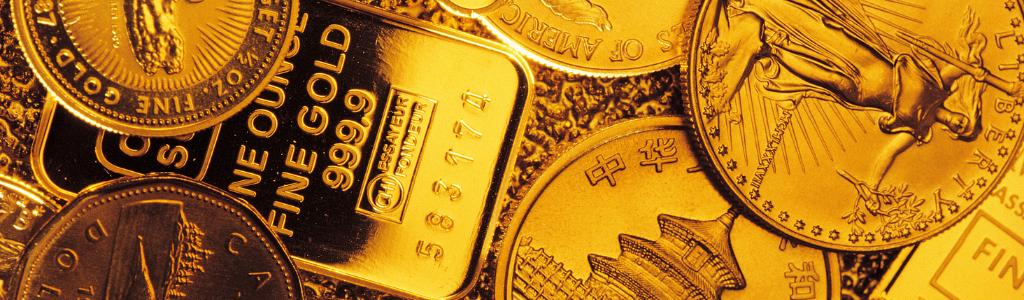 Lingot et pièces d'or d'investissement