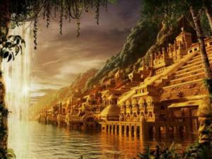 Mythe de la cité d'or d'El Dorado
