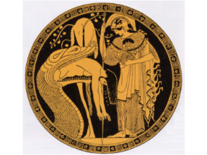 Mythe de Jason et la Toison d'or, représentation du 5ème siècle av. J.-C