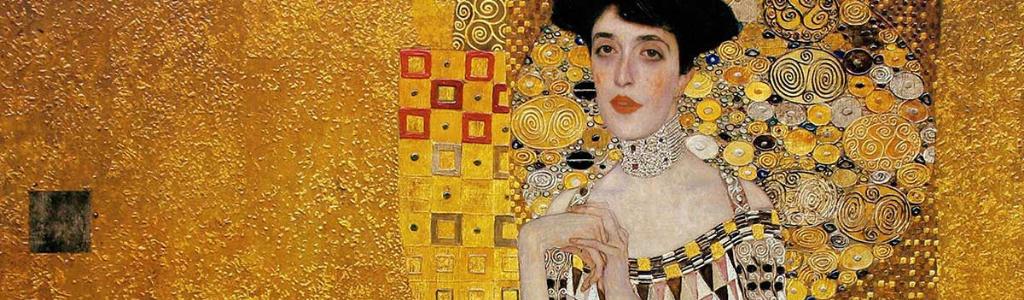Portrait d'Adele Bloch-Bauer - Gustav Klimt