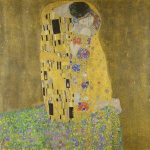 « Le baiser » - 1909 - Gustav Klimt