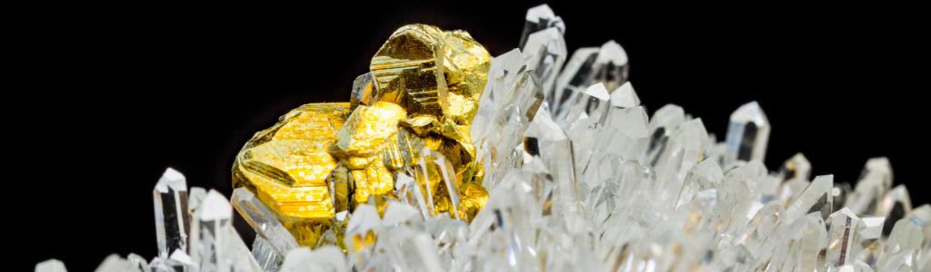 La pyrite, aussi appelée or des fous