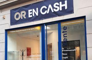 Agence Or en Cash